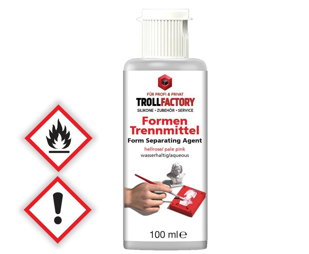 TFC Spezial Formen Trennmittel Silikonformschutz bei Giessharzen 100ml