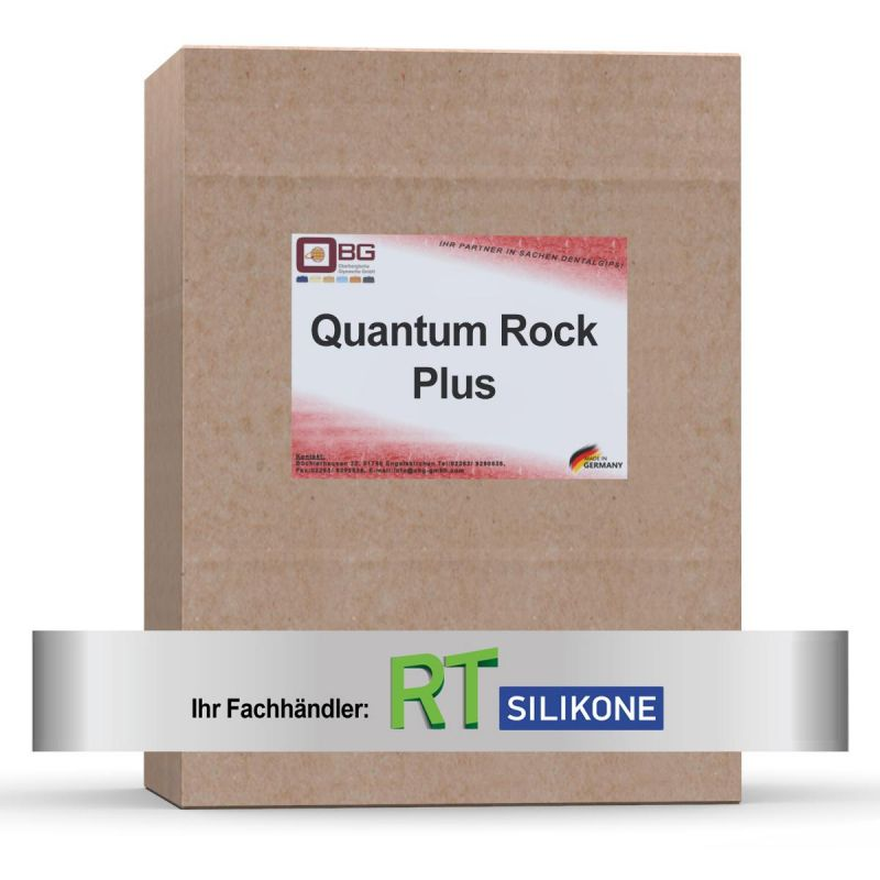 Quantum Rock Plus Zahnkranzgips goldgelb 5:1