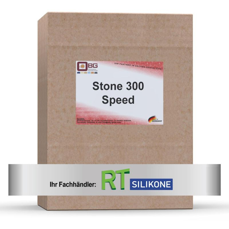 Stone 300 Speed Allround-Superhartgips goldbraun