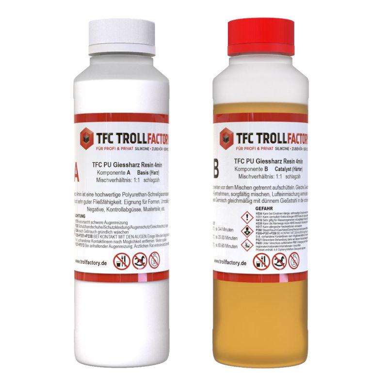TFC Giessharz Modellharz beige