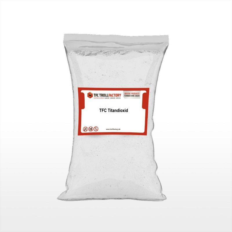 TFC Troll Factory Titandioxid Pulver für brilliantes Weiß