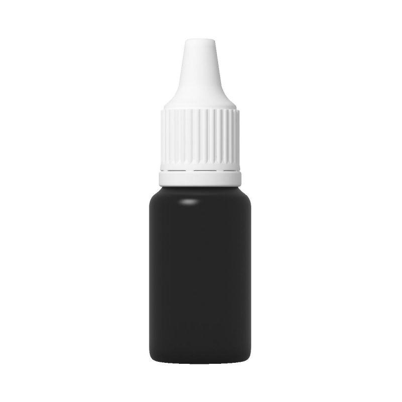 TFC Silikonfarbe Farbpaste Silikon Kautschuk PBk7 RAL9005 schwarz black