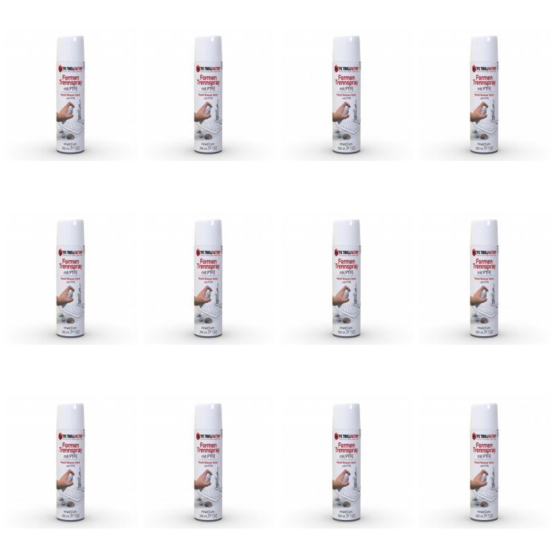 TFC Formen Trennspray mit PTFE für Kunststoffformen 300ml