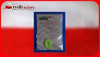 SILLI Silikonform Lebensmittel Eule, ca. 2,5x 1,5cm