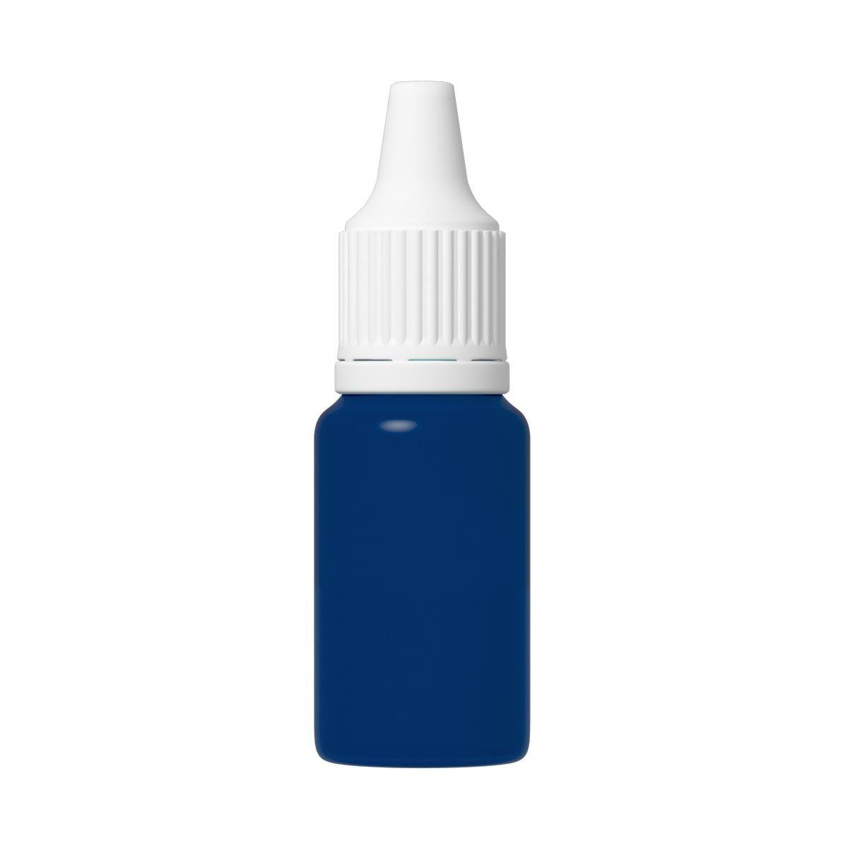 TFC Silikonfarbe Farbpaste Silikon Kautschuk PB15-1 RAL5022 blau blue