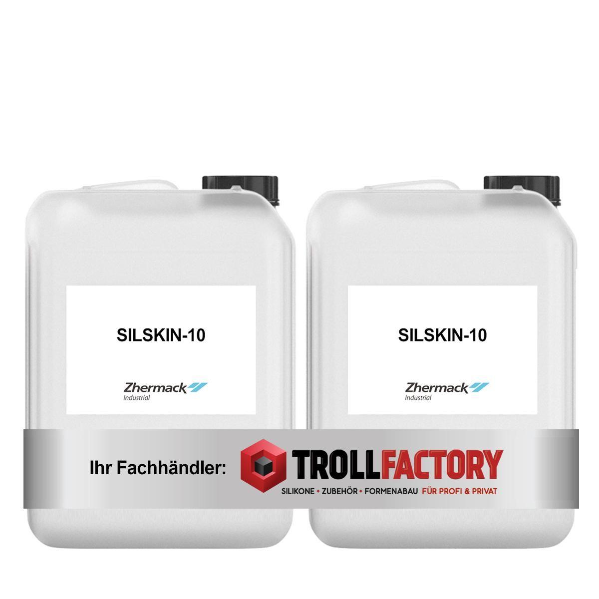 Zhermack Silikon SILSKIN 10 5+5KG