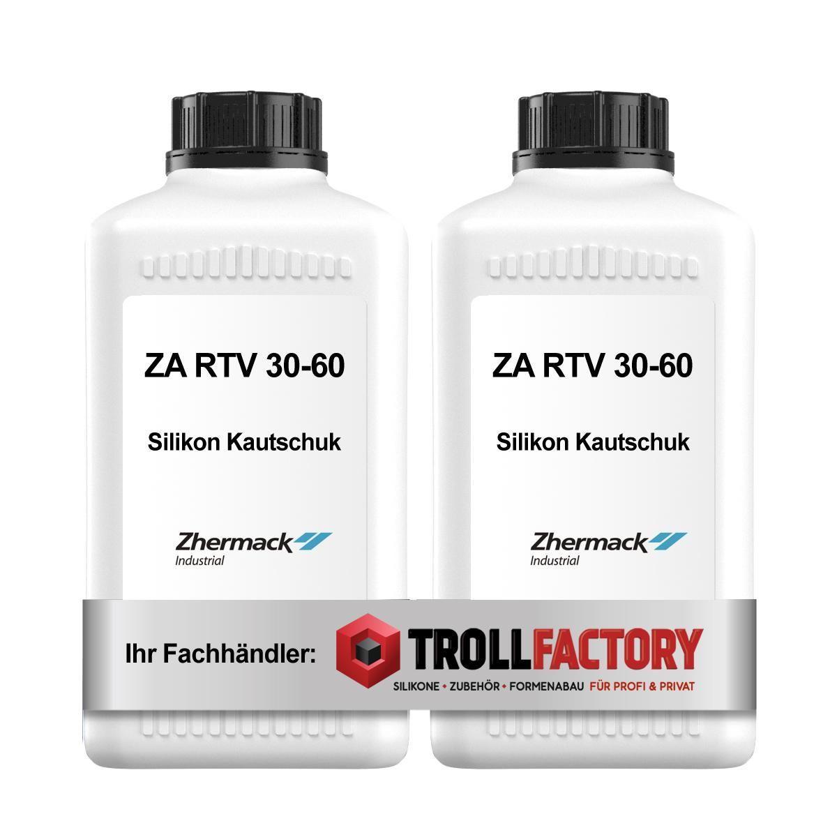 Zhermack Silikon ZA RTV 30-60 1+1kg