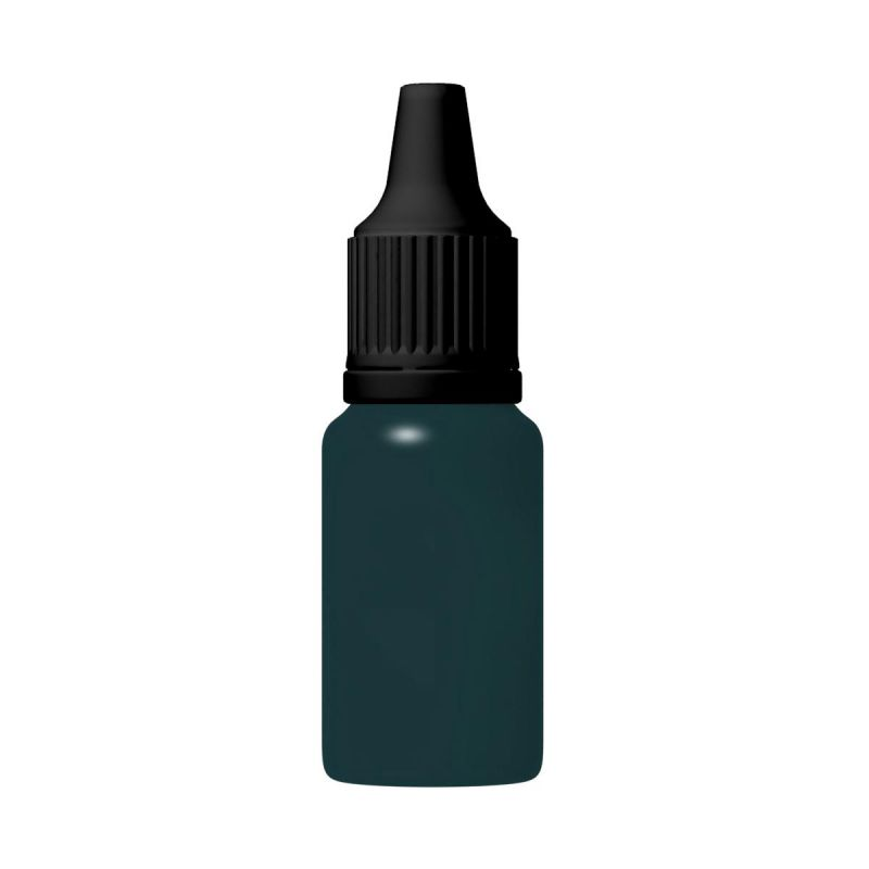 TFC Giessharz Farbpaste grün RAL6012 schwarzgrün