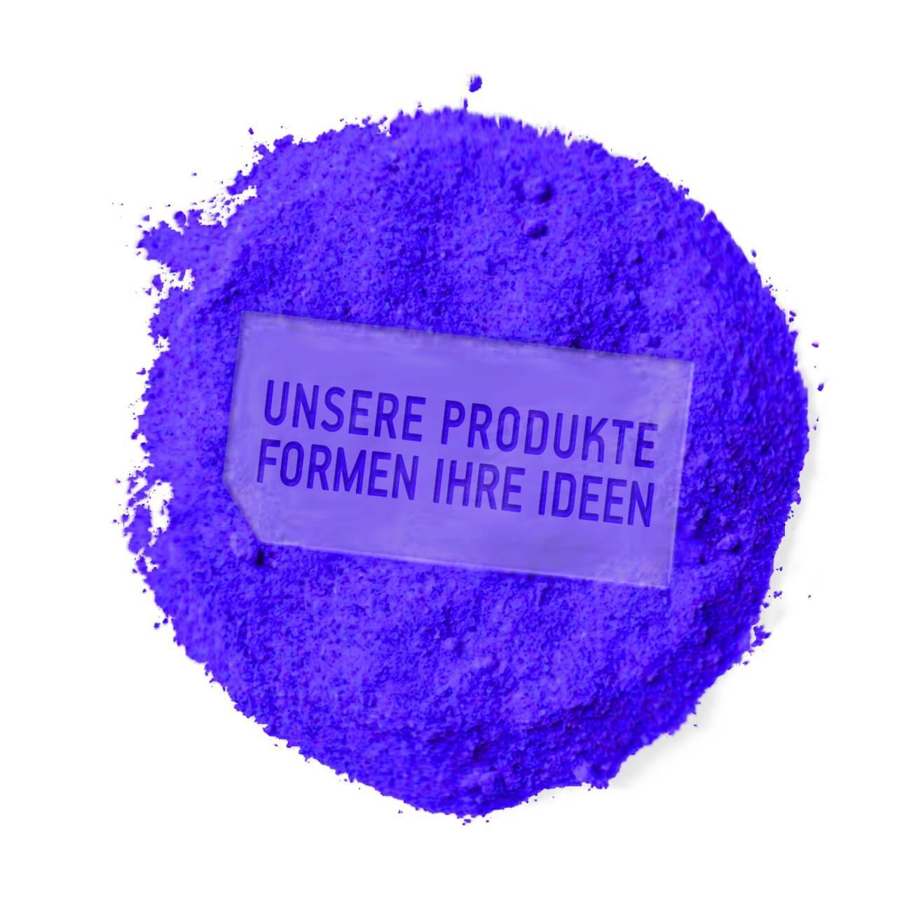 TFC Troll Factory Tagesleuchtpigmente I Fluoreszierende Pigmente für leuchtende Farben violett