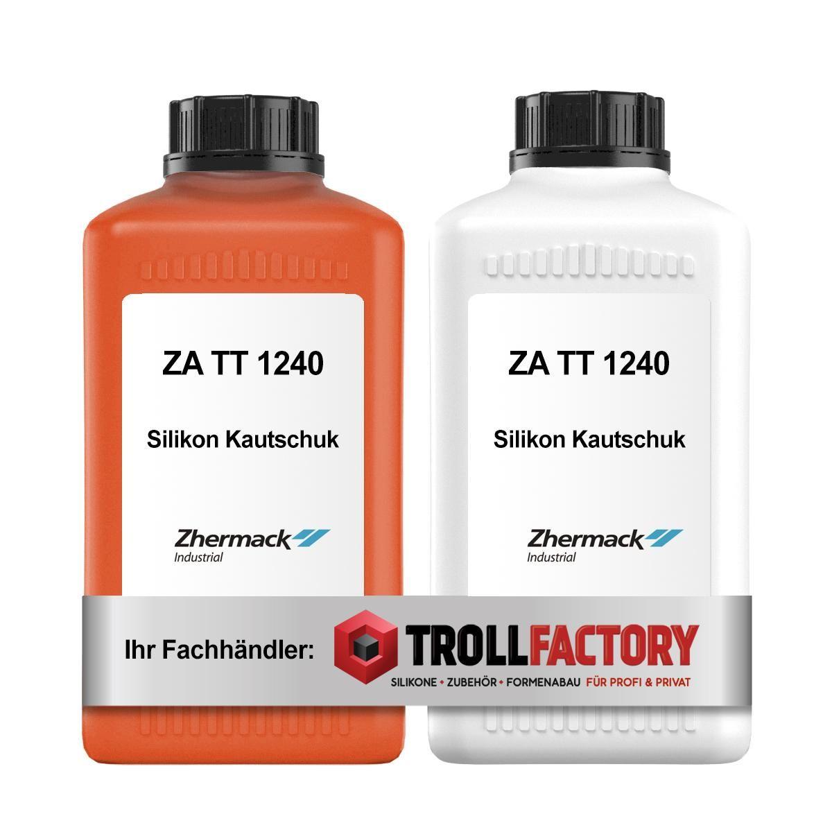Zhermack Silikon Kautschuk ZA TT 1240 Shore 12