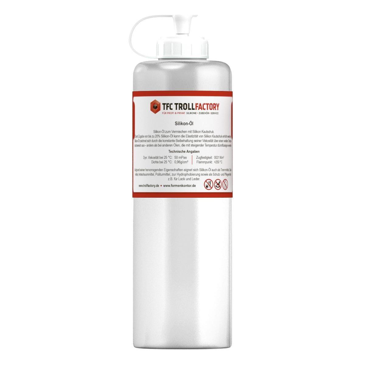 Pflegemittel Silikonöl