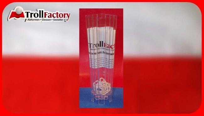 Kerzengießform Stufenkerze, 55x225mm