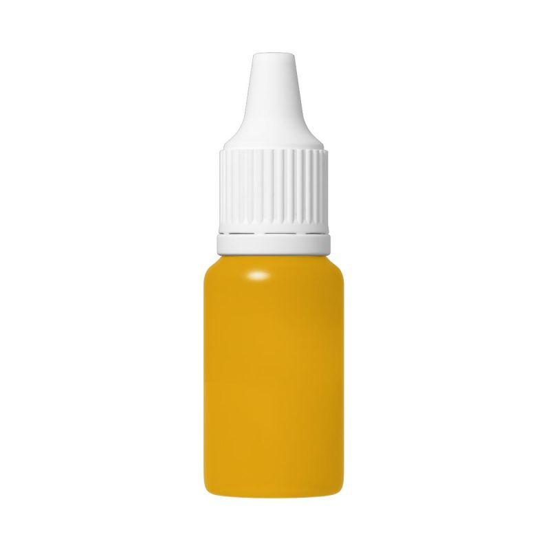 TFC Silikonfarbe Farbpaste Silikon Kautschuk RAL1006 maisgelb maize yellow