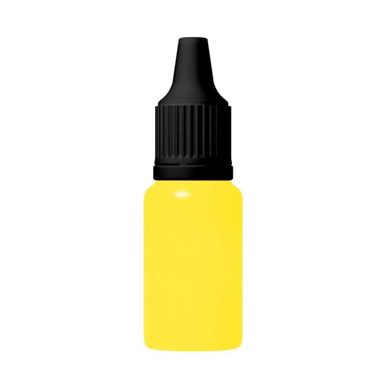 TFC Giessharz Farbpaste RAL1026 leuchtgelb