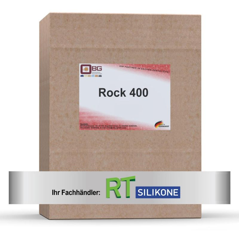 Rock 400 Modellgussgips extraweiß 5:1