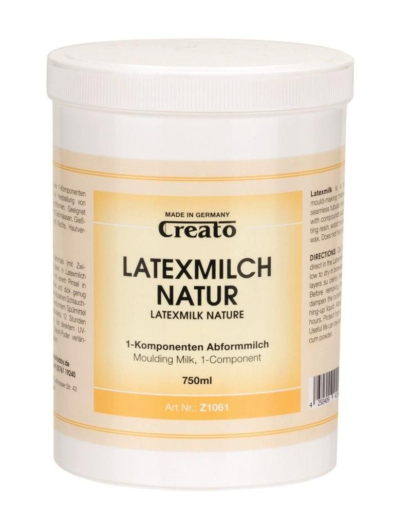 Latexmilch natur