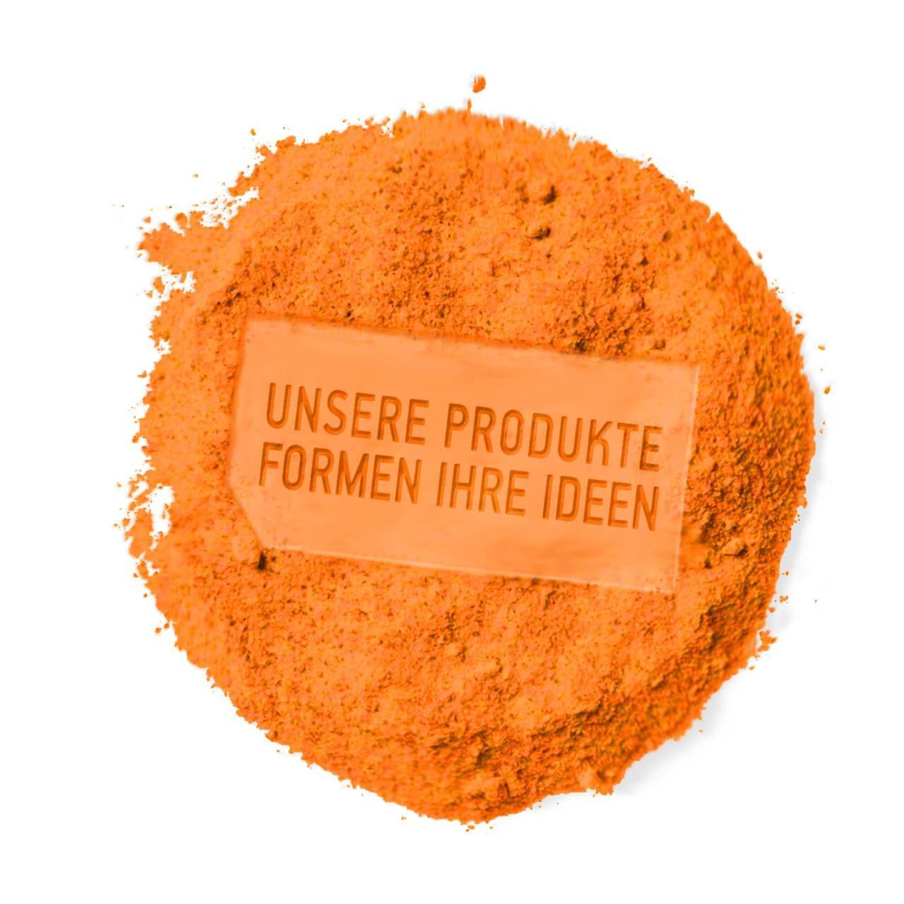 TFC Troll Factory Tagesleuchtpigmente I Fluoreszierende Pigmente für leuchtende Farben orange
