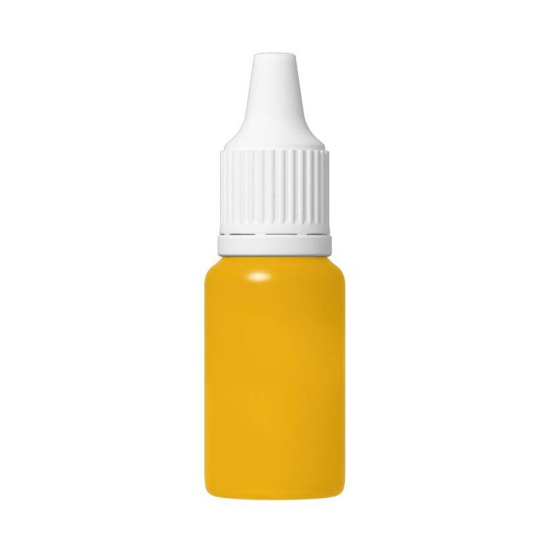TFC Silikonfarbe Farbpaste Silikon Kautschuk RAL1003 signalgelb signal yellow