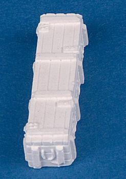 Zinngießform Holzkiste 1, Munitionskiste