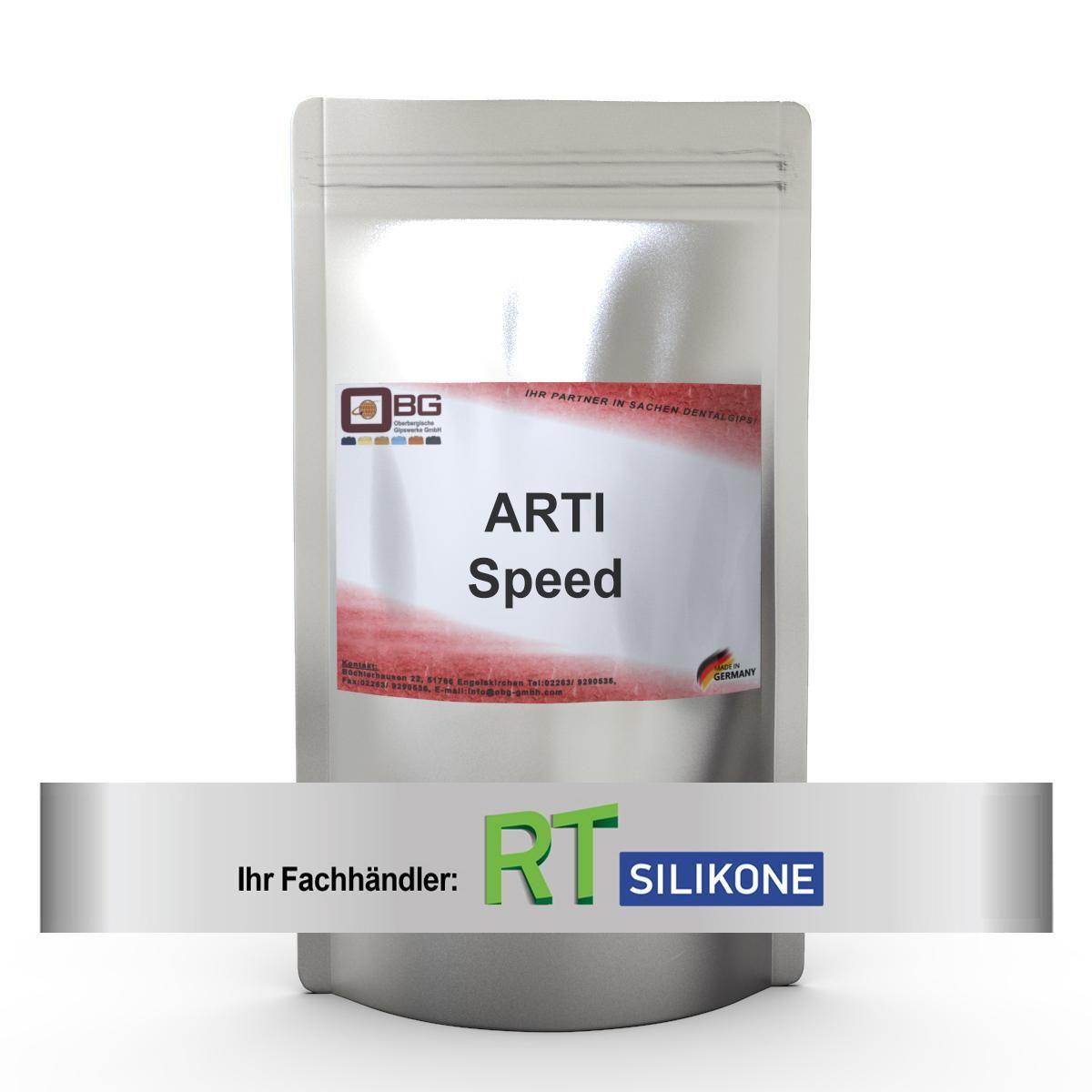 ARTI Speed Artikulationsgips extraweiß