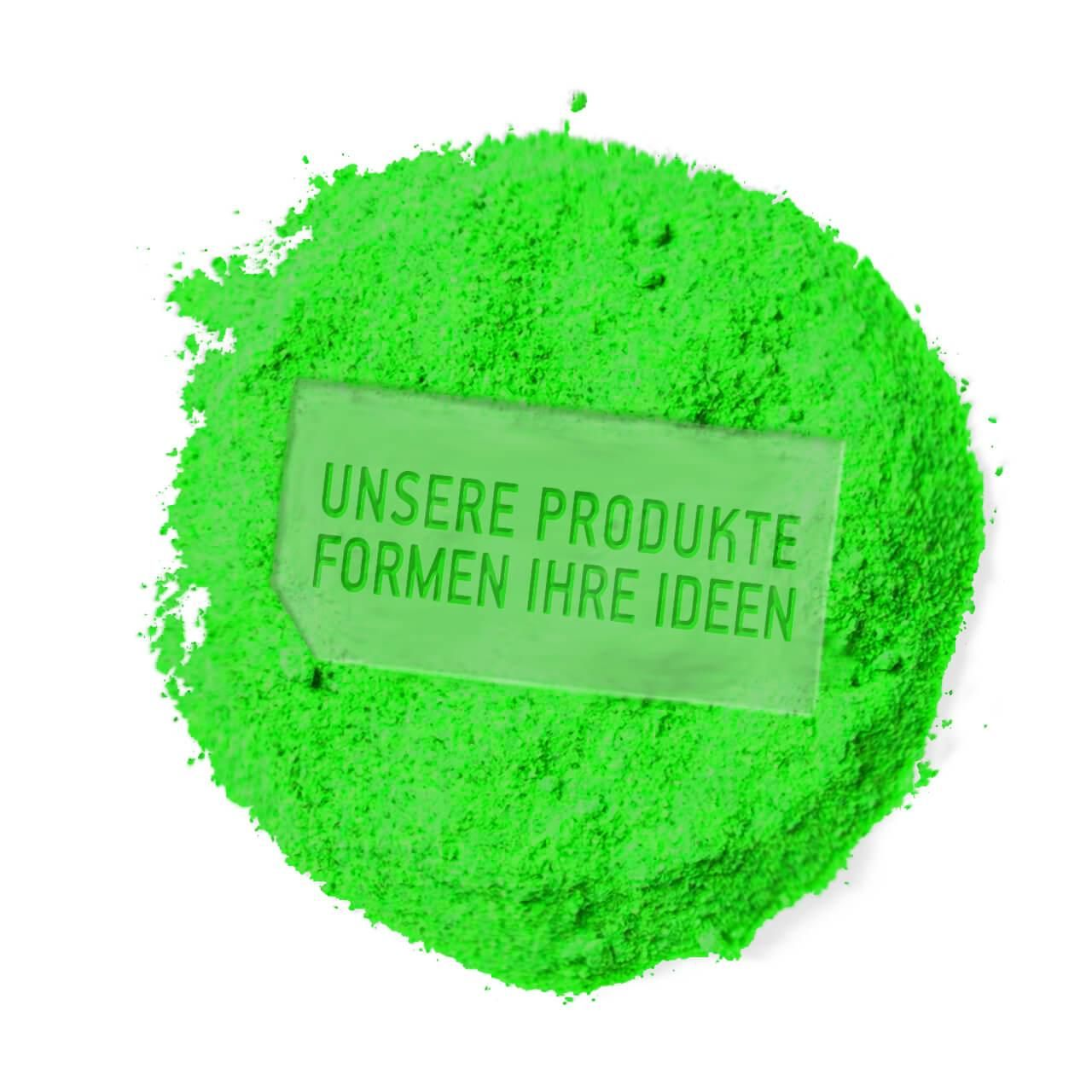 TFC Troll Factory Tagesleuchtpigmente I Fluoreszierende Pigmente für leuchtende Farben I grün