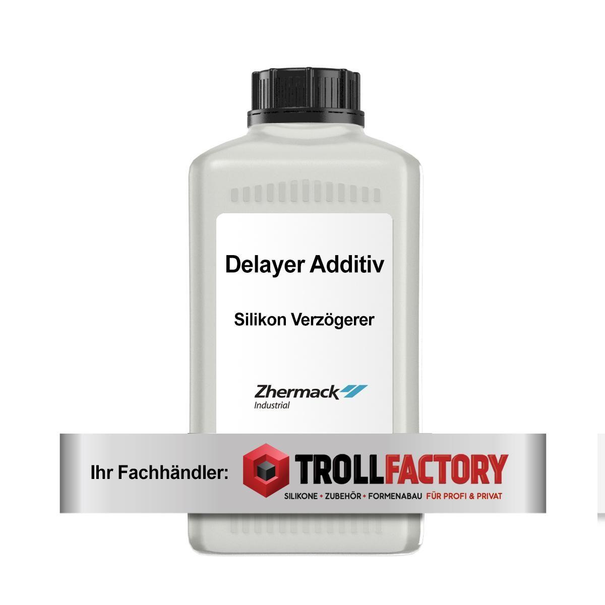 Zhermack Delayer Additiv Silikon Verzögerer 250ml