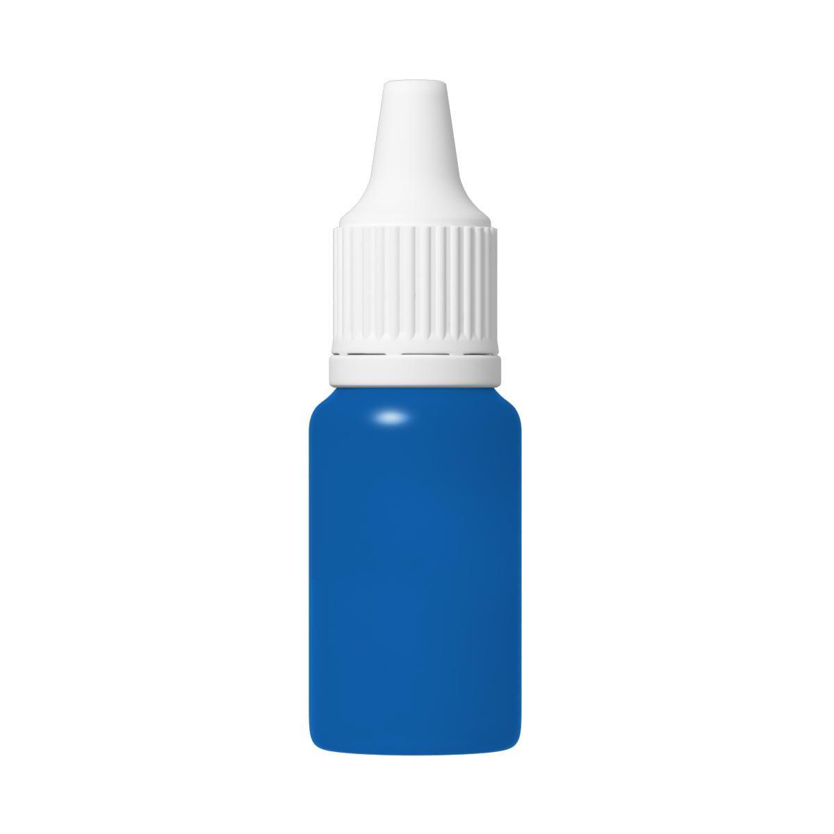 TFC Silikonfarbe Farbpaste Silikon Kautschuk RAL5015 neon leuchthimmelblau sky blue