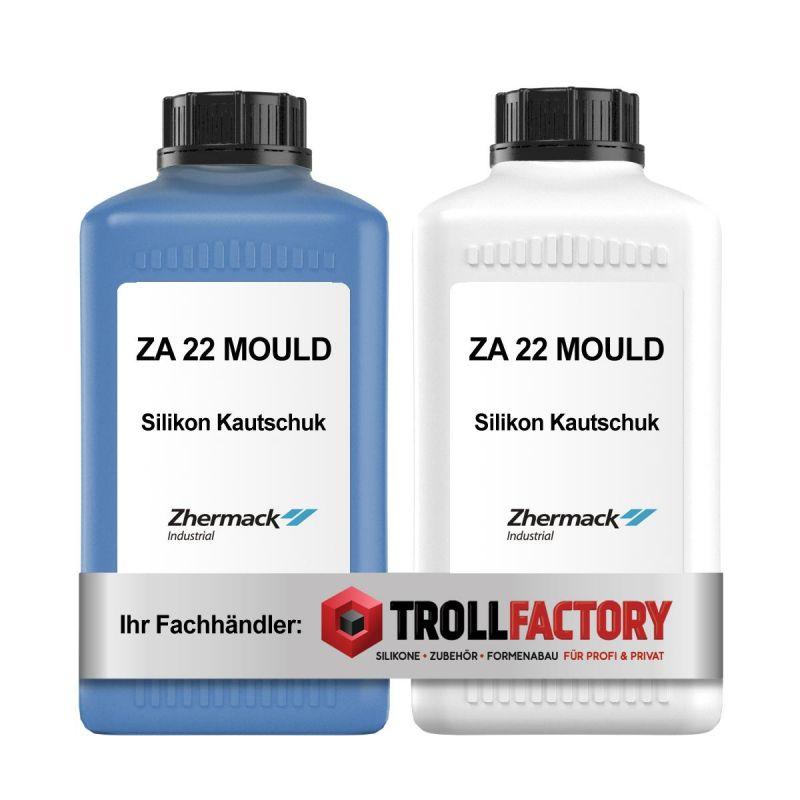 Zhermack Silikon Kautschuk ZA 22 MOULD Shore 22