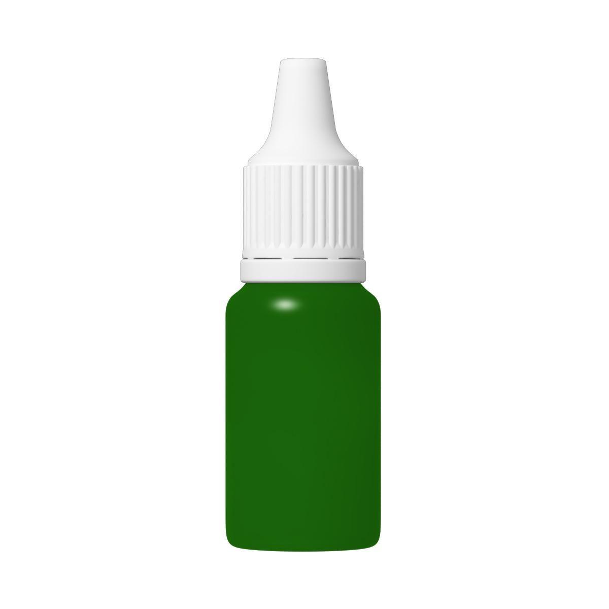 TFC Silikonfarbe Farbpaste Silikon Kautschuk RAL6010 grasgrün grass green