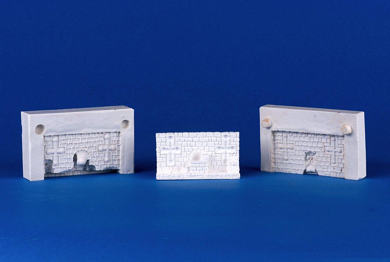 Silikonform Altar, 75x20mm, H.: 40mm