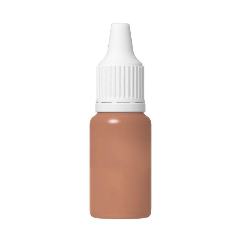 TFC Silikonfarbe Farbpaste Silikon Kautschuk RAL3012 makeup pinkbraun beige red