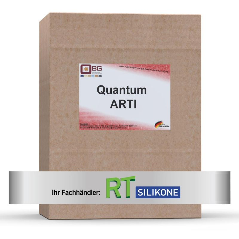 Quantum ARTI Artikulationsgips extraweiß