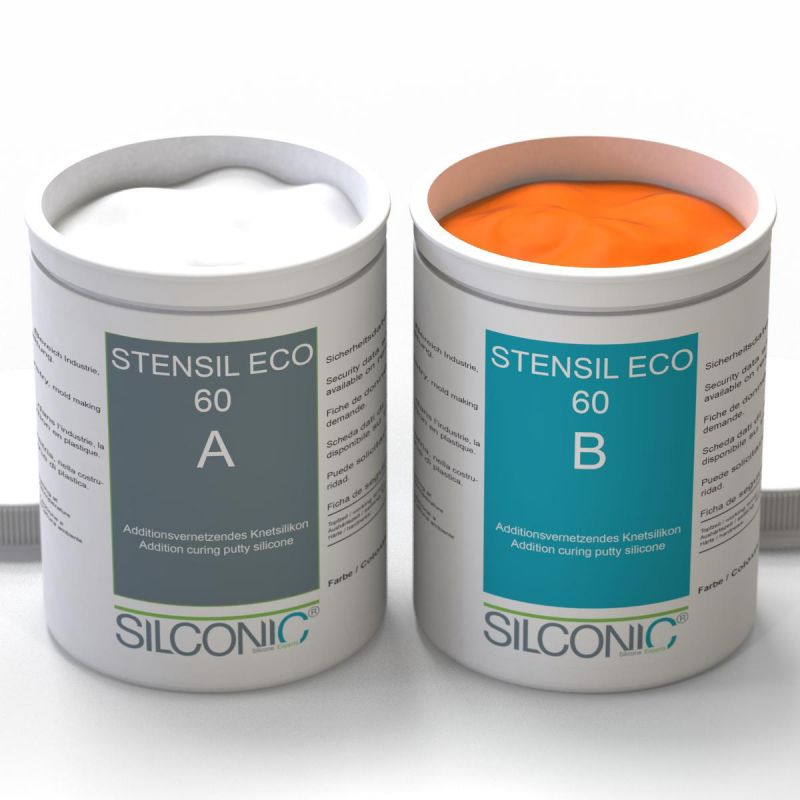 STENSIL ECO 60 Orange SET