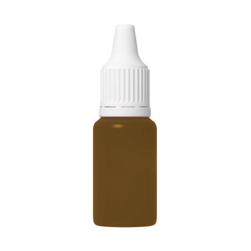TFC Silikonfarbe Farbpaste Silikon Kautschuk braun brown